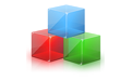 七彩色图片排版工具段首LOGO