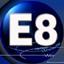 e8进销存管理软件LOGO