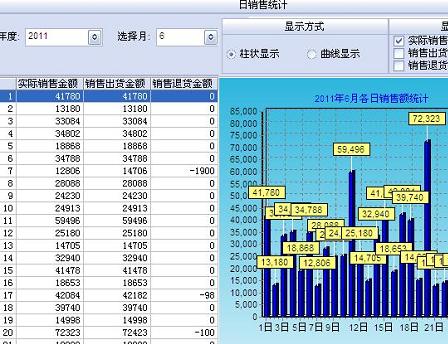 万能会员管理软件截图3