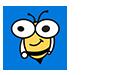 蜜蜂邮件群发助手段首LOGO