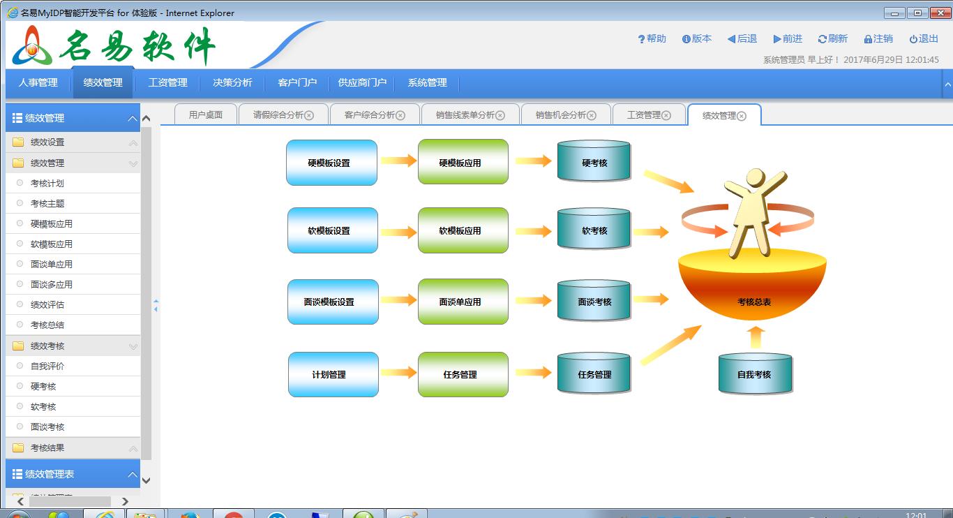 名易MyIDP智能开发平台截图4