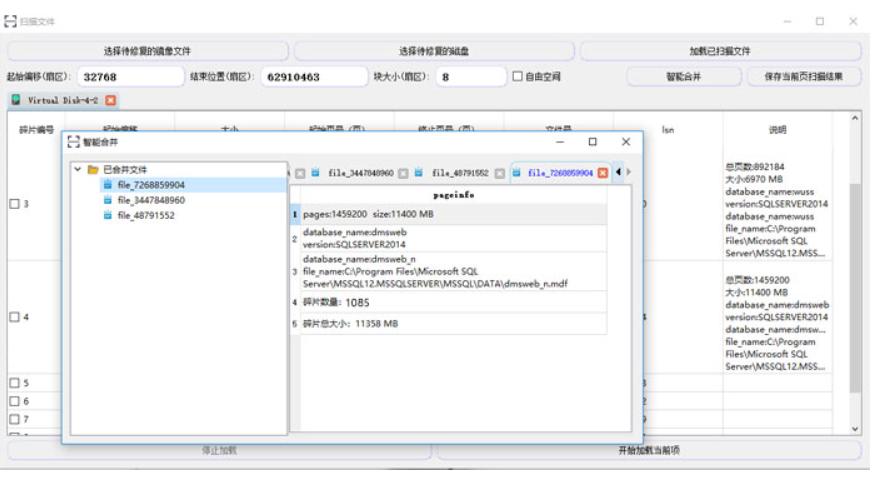 无损兽MSSQL数据库修复软件截图4