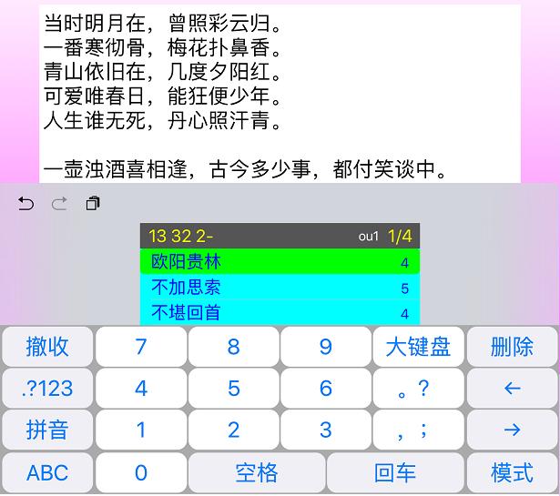 和码汉字输入法截图6