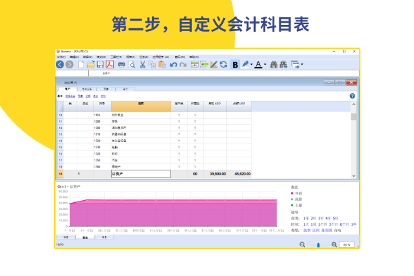 Banana财务会计软件 Mac截图2