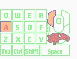 键盘鼠标按键显示(ShowKeyBoardMouseOnScreen)截图5
