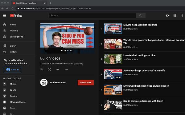4K Video Downloader for Mac截图4
