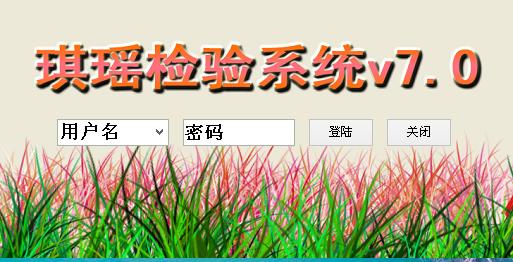 琪瑶检验系统截图1