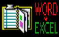 批量Word表格转EXCEL表格助手段首LOGO