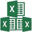 Excel批量合并工具
