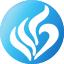 溪谷软件公会OA平台管理软件段首LOGO
