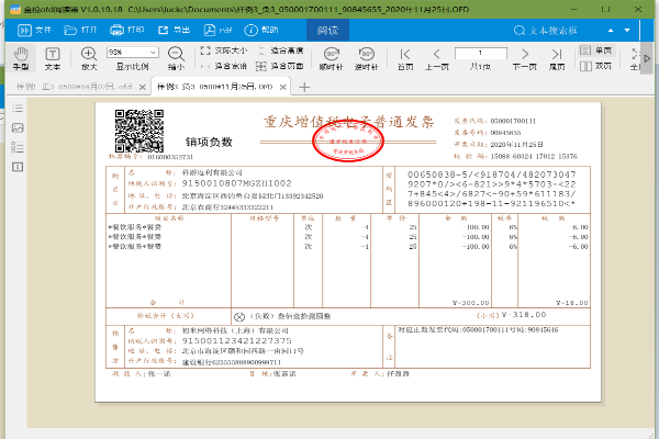 金税OFD阅读器截图1