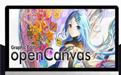 OpenCanvas 官方中文版段首LOGO