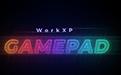 WorkXP游戏手柄测试段首LOGO