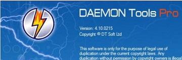DAEMON Tools如何检查更新?DAEMON Tools检查更新的方法