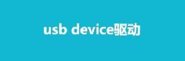 usb device驱动怎么更新-usb device驱动更新方法