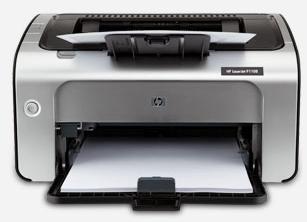 HP惠普LaserJet Pro P1108打印机驱动截图