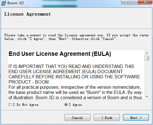 Boom 3D Windows截图