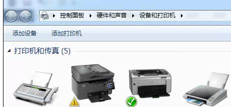 HP惠普LaserJet Pro M127/M128系列多功能一体机驱动截图