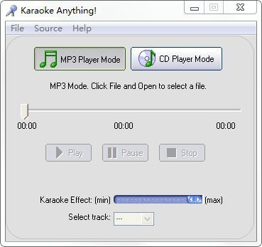 Karaoke Anything截图