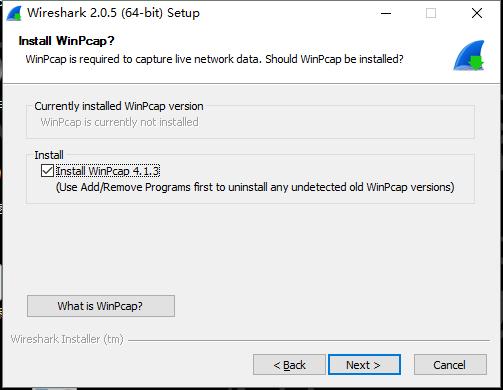 Wireshark截图