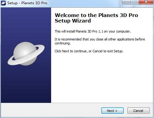 Planets 3D Pro截图