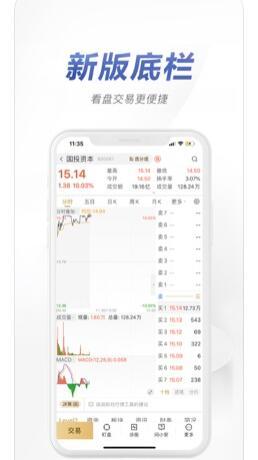 安信手机证券截图