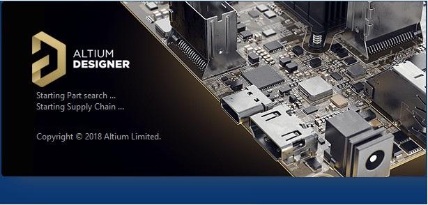Altium Designer截图