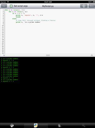 Python截图2