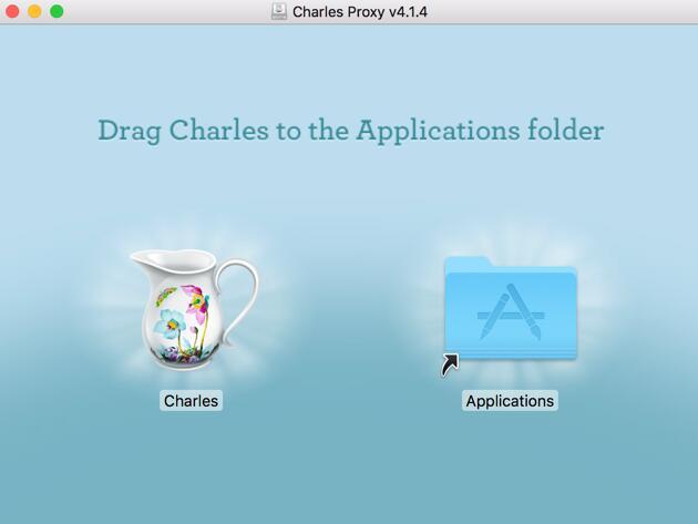 Charles截图