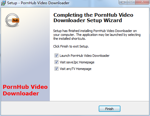 PornHub Video Downloader截图