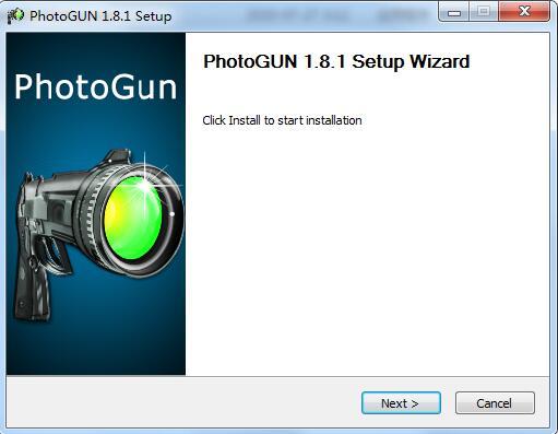 PhotoGun截图