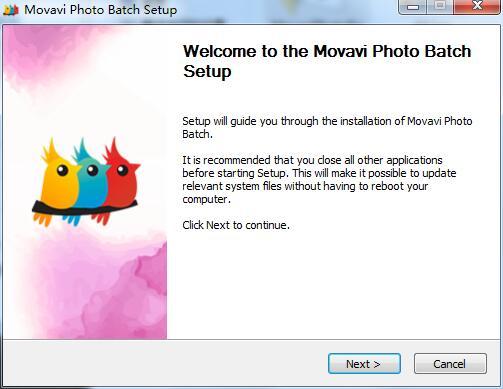 Movavi Photo Batch截图