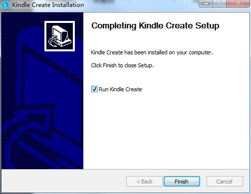 Kindle Create截图