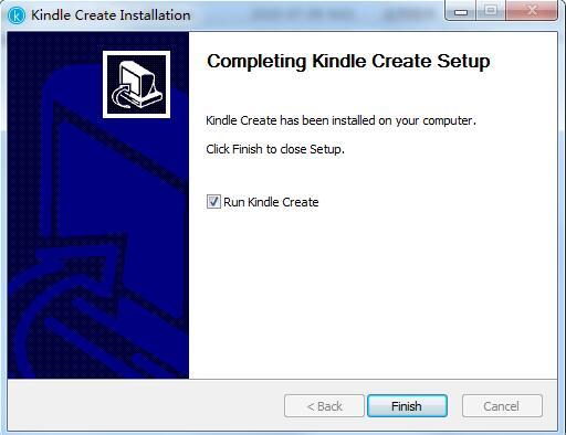 Kindle Create截图
