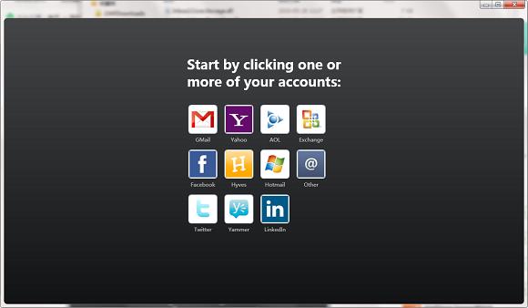 Inbox2 Desktop截图