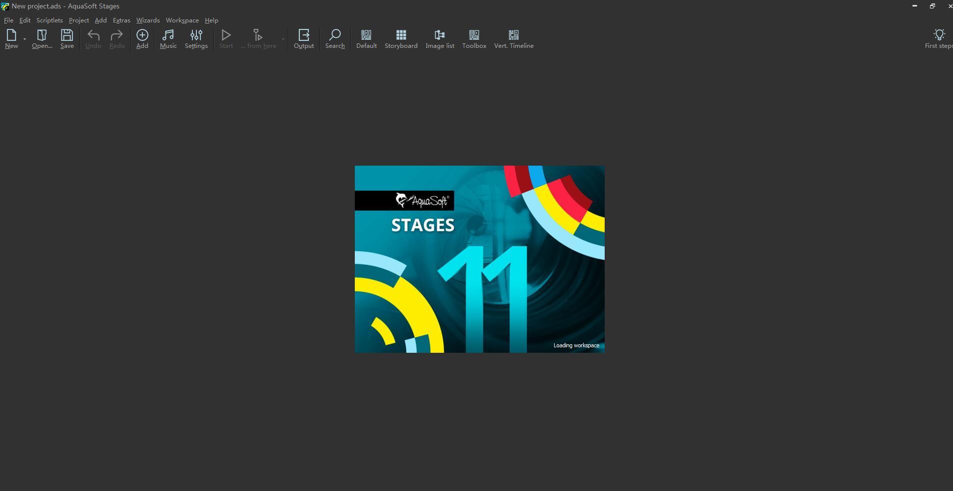 AquaSoft Stages截图1