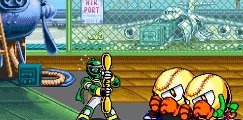 忍者棒球(ninja baseball batman)截图