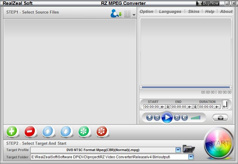RZ MPEG Converter