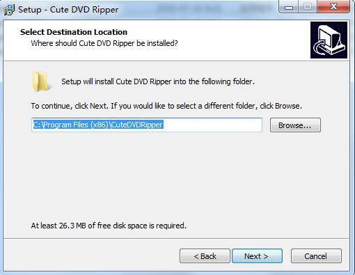 Cute DVD Ripper截图