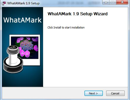 WhatAMark截图