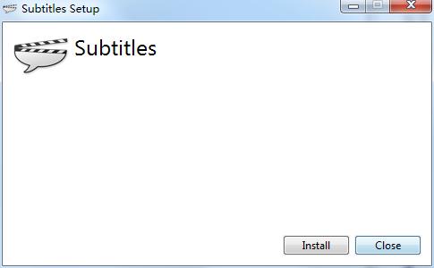 字幕自动搜索下载器(Subtitles)截图