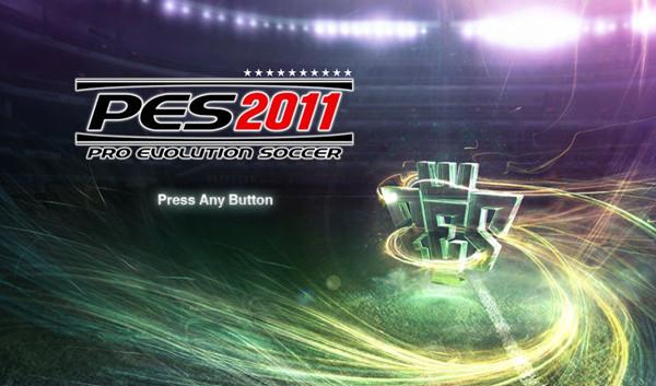 PES2011截图
