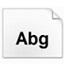 国际音标字体LOGO