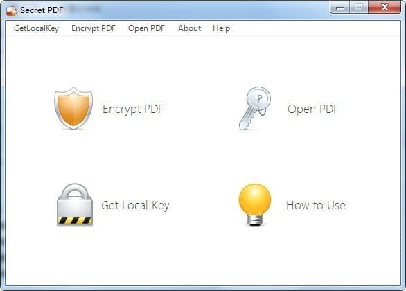 Secret PDF