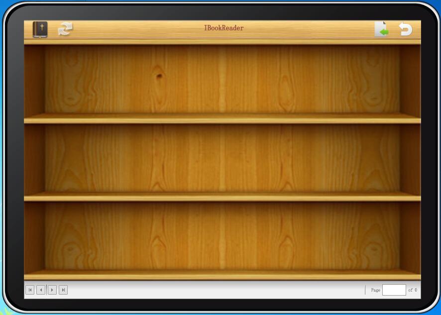 iBookReader截图