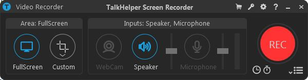 TalkHelper Screen Recorderz