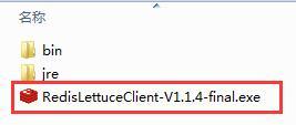 Redis Lettuce Client截图