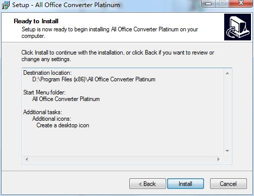 All Office Converter Platinum截图