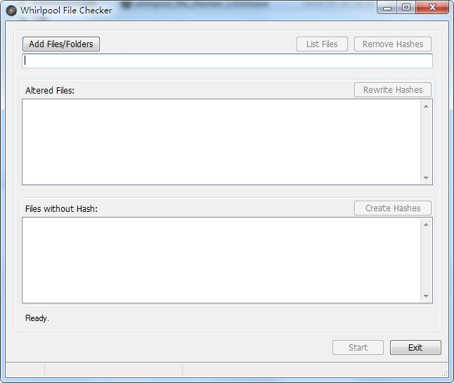Whirlpool File Checker截图