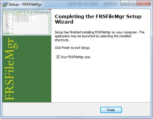 FRSFileMgr截图